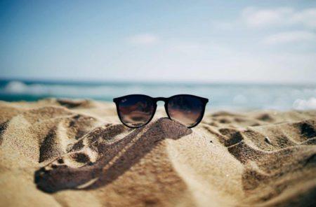 óculos de sol cuidados visão