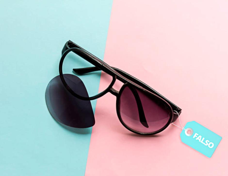 óculos-de-sol-falso-imagem